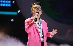 """Gương mặt thân quen nhí: """"Tiểu Hà Anh Tuấn"""" hát ngọng cực đáng yêu và giành chiến thắng"""