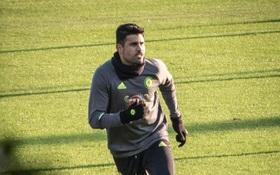 Mủi lòng, Conte cho phép Costa trở lại tập luyện với đội một