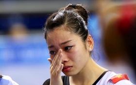 Phan Thị Hà Thanh chia tay đội tuyển để vào đại học