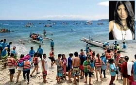 Công chúa Thái Lan bơi cùng cá mập voi ở Philippines