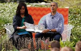 Nhà Obama vừa kiếm 60 triệu đô sau khi rời Nhà Trắng