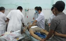 Tai nạn đêm khuya, 4 sinh viên đi làm thêm thương vong