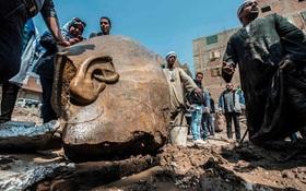 """Phát hiện tượng 3.000 năm được cho là """"ông tổ vĩ đại"""" của Ai Cập"""