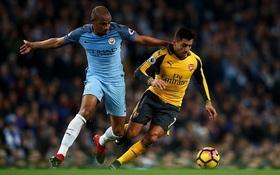 Arsenal chạm trán Man City, Chelsea gặp Tottenham