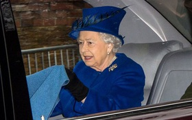 """Nữ hoàng Anh lên tiếng về vụ tấn công """"trái tim"""" London"""