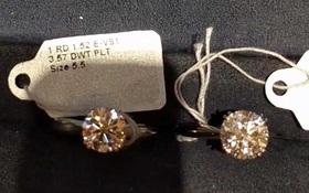 Phát hiện sốc ở các hiệu kim cương hàng đầu thế giới