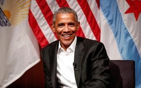 Ông Obama được trả gần nửa triệu USD để diễn thuyết ở phố Wall