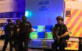 Cảnh sát biết rõ danh tính kẻ tấn công ở Manchester