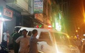 Nổ lớn trong khách sạn ở Nha Trang, 2 người thương vong