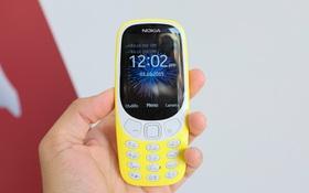 Nokia 3310 sẽ có thêm bản 3G tại Việt Nam, giá cao hơn 99,000 đồng