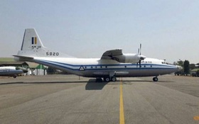 Tìm thấy xác nạn nhân và bánh máy bay Myanmar