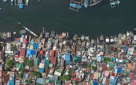 """Những hình ảnh """"nghẹt thở"""" về cuộc sống ở Manila - thành phố đông dân cư bậc nhất thế giới"""