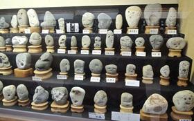 """Bạn sẽ bất ngờ khi biết đến bảo tàng """"đá mặt người"""" kỳ lạ này ở Nhật Bản"""