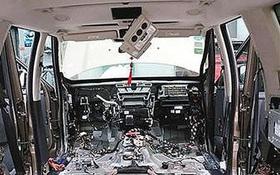 """Land Rover bạc tỉ tan tành vì 1 con chuột: Đấu trí suốt 5 ngày không bắt nổi """"thủ phạm"""""""