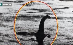 """Bằng chứng kỷ lục nghi xuất hiện """"quái vật hồ Loch Ness"""": Bí ẩn hơn 200 năm được giải mã?"""