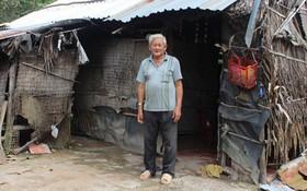 Hàng xóm góp tiền mua quan tài cho cha con tử nạn