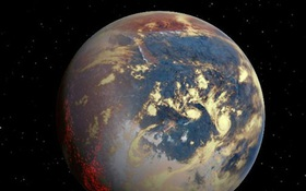 """Phát hiện hành tinh """"kim cương"""" có thể có khí quyển giống Trái đất"""