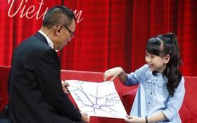 Mặt trời bé con: Cô bé 10 tuổi khởi nghiệp bằng việc bán chè bưởi khiến khán giả ngỡ ngàng