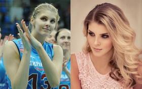 Vẻ đẹp của thiên thần bóng chuyền Nga - Irina Fetisova
