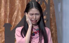 Ơn giời: Thùy Dương Next Top bị Trấn Thành tát trên sân khấu