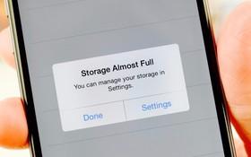Dùng iPhone liên tục hết bộ nhớ thì phải biết ngay 4 bí kíp mới ít người biết này