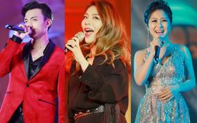 """Ailee mang hit vừa đạt giải MAMA đến Hà Nội, Soobin và Hương Tràm """"chơi """" luôn nhạc phim Hàn"""