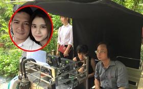 Bị cho dùng chiêu trò PR phim, đạo diễn phim mà Bình Minh và Trương Quỳnh Anh đóng cặp lên tiếng