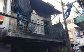 Cháy nhà lúc sáng sớm ở Sài Gòn, 3 mẹ con tử vong