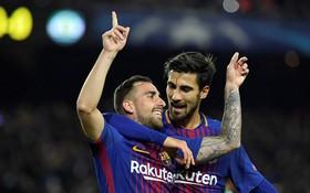 Messi ngồi dự bị, Barca tiếp tục kéo dài mạch bất bại