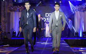 Siêu mẫu Ngọc Tình đem thương hiệu Việt sải bước cùng vinh quang tại Manhunt International 2017