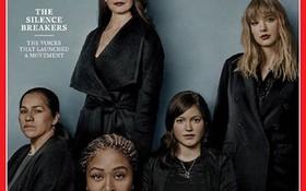 Tạp chí Time bình chọn nhóm Silence Breakers làm nhân vật của năm 2017