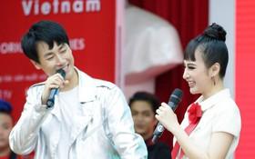Angela Phương Trinh nắm tay Rocker hoài niệm nhưng vẫn chọn Hữu Vi là bạn trai lý tưởng