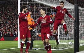 Liverpool thắng đậm 7-0, thẳng tiến vòng knock-out Champions League