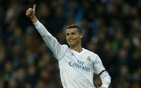 Ronaldo phá vỡ kỷ lục ghi bàn mới ở Champions League