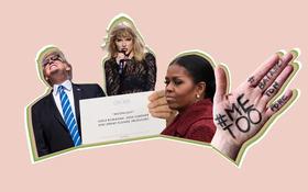 10 sự kiện được nhắc tới nhiều nhất trên Internet năm 2017: Taylor Swift, La La Land và nhiều hơn thế nữa