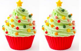 Chỉ người tinh mắt mới tìm thấy chiếc cupcake khác biệt trong một nốt nhạc