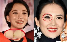 Răng dính rau, mắt như sắp rơi lông mi giả: 1001 tình huống khiến mỹ nhân showbiz phải xấu hổ khi nhìn lại