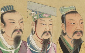 Câu chuyện chọn người truyền ngôi của vị vua nổi tiếng Trung Quốc: Được thần linh lựa chọn, có phẩm hạnh cao và tài trí hơn người
