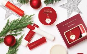 Cả mùa Giáng sinh bỗng chốc thu bé lại bằng set quà đặc biệt của innisfree