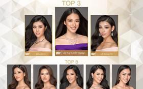 """Top 3 cao điểm nhất """"Tôi là Hoa hậu hoàn vũ VN"""" lộ diện và chẳng có Hoàng Thùy, Mâu Thủy!"""