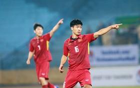 Công Phượng lập công, U23 Việt Nam thắng đậm U23 Myanmar