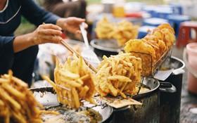 Một list địa chỉ bánh chuối, bánh khoai đủ mọi khung giờ để bạn vi vu vòng quanh Hà Nội