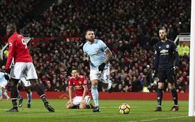 Lukaku thành tội đồ, Man City hạ Man Utd tại Old Trafford