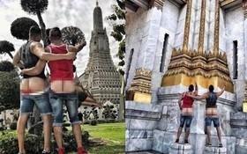 Tưởng sẽ phải ngồi tù, cặp đôi khoe vòng 3 tại Thái Lan được thả trước sự phẫn nộ của cộng đồng mạng