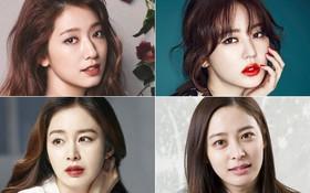 7 cặp sao Hàn giống nhau như đúc nhưng sự nghiệp lại một trời một vực