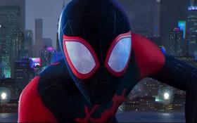 """Phim hoạt hình """"Spider-Man: Vũ Trụ Mới"""" giới thiệu một binh đoàn Người Nhện!"""