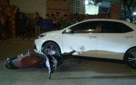 Nam thanh niên gọi 20 đối tượng đến hỗn chiến sau va chạm giao thông, 1 người bị thương nặng