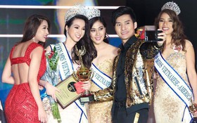 Mi Mi Trần đoạt danh hiệu Hoa hậu quý bà Vietnamese - America