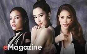 Thu Thảo, Kỳ Duyên, Phạm Hương: Câu chuyện của 3 hoa hậu, 3 biểu tượng khó thay thế và có sức ảnh hưởng tới giới trẻ Việt
