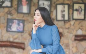 Lệ Quyên mất nhiều ngày để thoát ra khỏi nỗi buồn khi thu âm album nhạc Trịnh Công Sơn